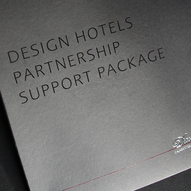 Davidoff Design Hotels Partnership