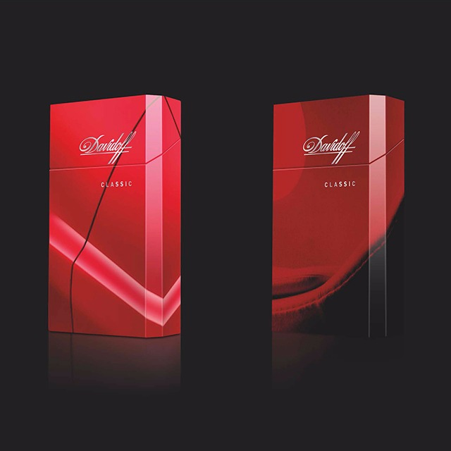 Davidoff Cigarettes Essentials Limited Edition - the Icons Concept